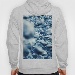Air bubbles, underwater bubbles Abstract underwater background. Hoody