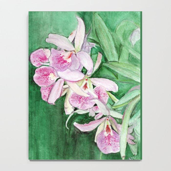 Orchid Cascade Notebook