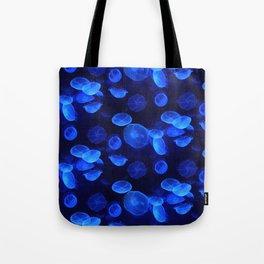 Bue Jellyfish Tote Bag