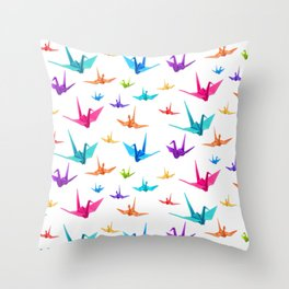 Tsurus - 2 Throw Pillow