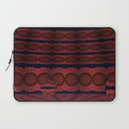 Soothing Orbital Voids 8 Laptop Sleeve