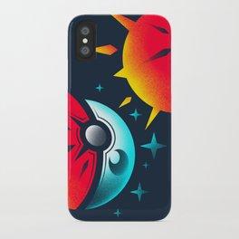 Solis et Lunae iPhone Case