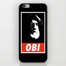 Obey Wan iPhone & iPod Skin