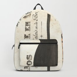 Maison de Mode 1 Backpack