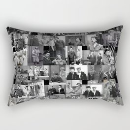Honeymooners Rectangular Pillow