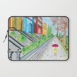 Fall in NYC Laptop Sleeve