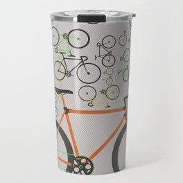 Fixed gear bikes Travel Mug