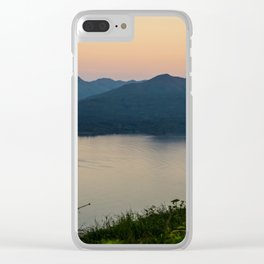 Kodiak Sprouts Clear iPhone Case