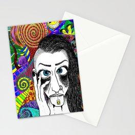 Lysergic Acid Diethylamide Stationery Cards