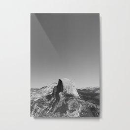 Glacier Point, Yosemite National Park Metal Print