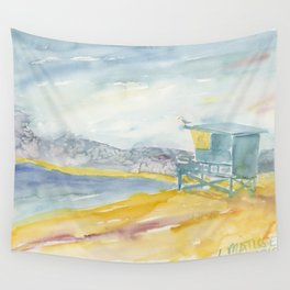 Iconic Venice Beach Wall Tapestry
