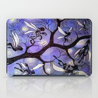 fairies iPad Cases featuring fairies by sad little monsters