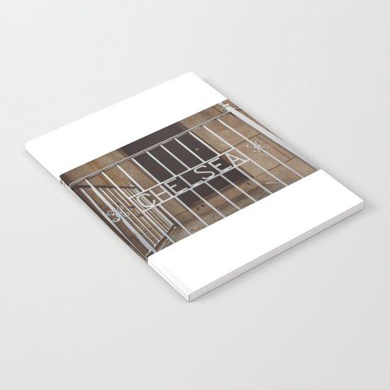 Chelsea II Notebook