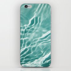 Water 4 iPhone & iPod Skin