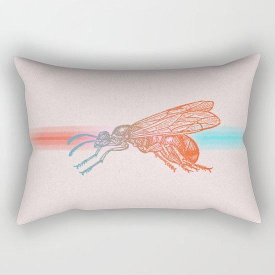 La Mosca Rectangular Pillow