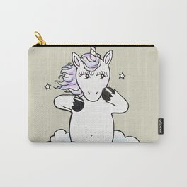 too cute for this planet (unicorn) Carry-All Pouch