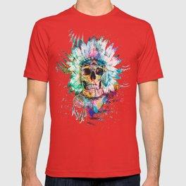SKULL - WILD SPRIT T-shirt