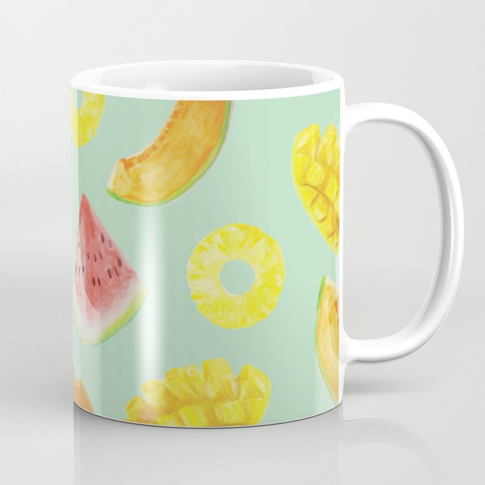 Nature's Candy Pattern Coffee Mug
