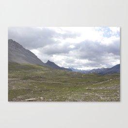 Wilcox Pass 5 Canvas Print