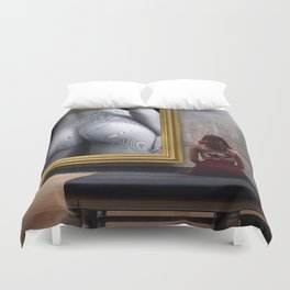 Art Museum Duvet Cover