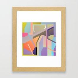 Maskine 16 Framed Art Print