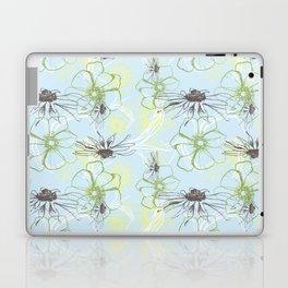 Stockholm Garden Floral Toss Laptop & iPad Skin