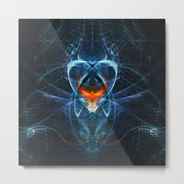 Fractality - Daniel Metal Print