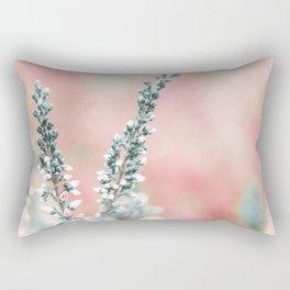 Pretty in Pink - Flowers Rectangular Pillow