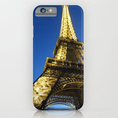 eiffel - night Slim Case iPhone 6s
