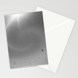 Silver Sun Stationery Cards
