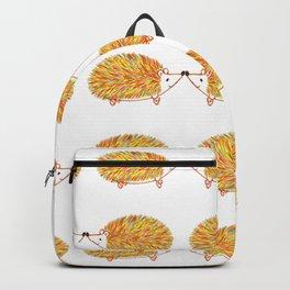 Kissing Hedgehogs Backpack