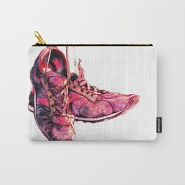 old shoes in the air  Carry-All Pouch