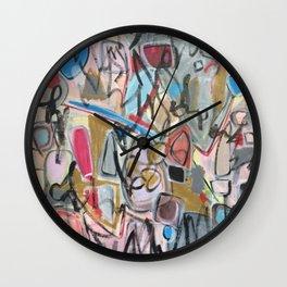 Permission Wall Clock
