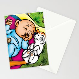 Naptime Stationery Cards