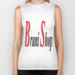 Bruni Shop art Biker Tank
