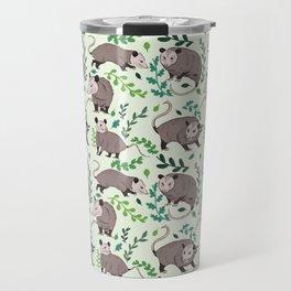 Possums & Plants Travel Mug