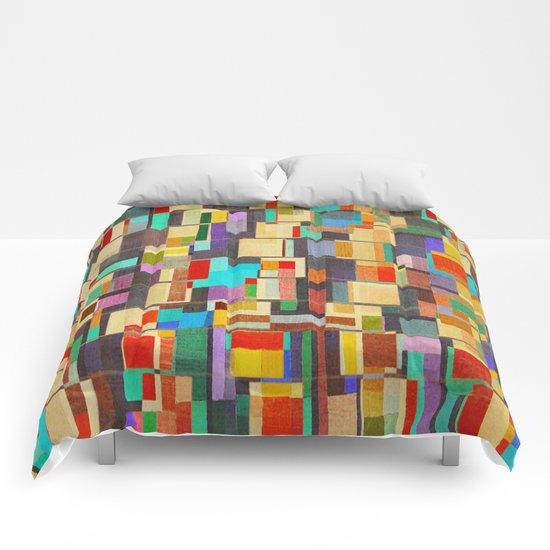 Community Brazil Comforters