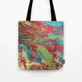 Psychedelic Collection Tote Bag