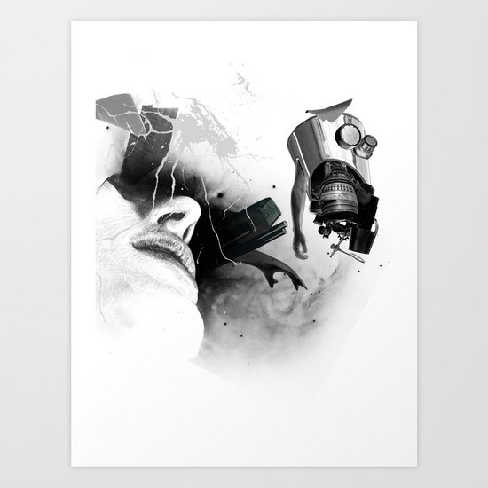 Expulsion Art Print
