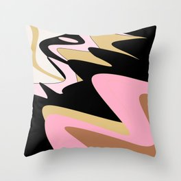 Snake Hill Throw Pillow