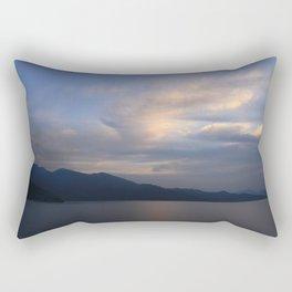 Haitian Sunset Rectangular Pillow