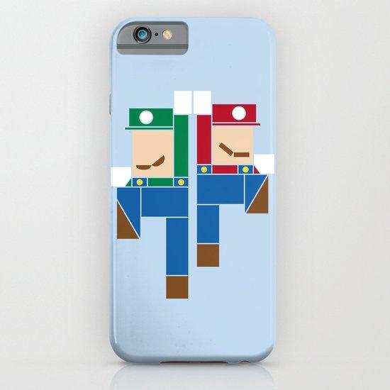 Super Bro High Five iPhone & iPod Case