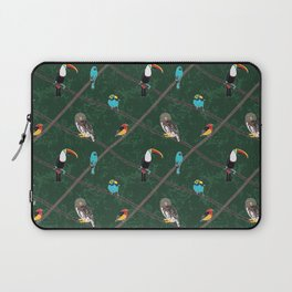 Crossed Branches Laptop Sleeve