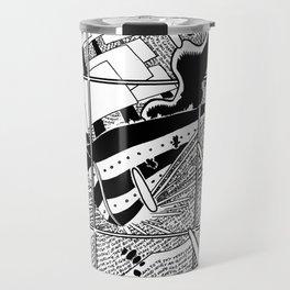 Gerald Manley Hopkins Tribute Travel Mug