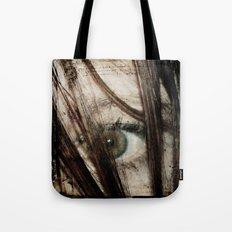 Eye-Dentify Tote Bag