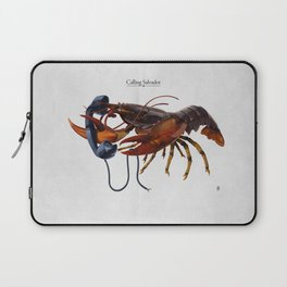 Calling Salvador Laptop Sleeve
