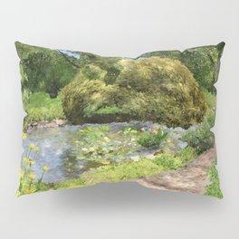 Pearl S Buck Front Garden Pillow Sham