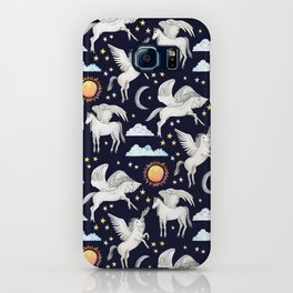 Pegasus, Son of Poseidon iPhone Case