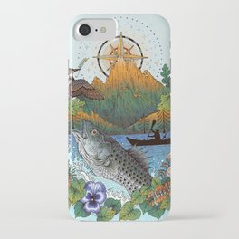 Camping iPhone Case
