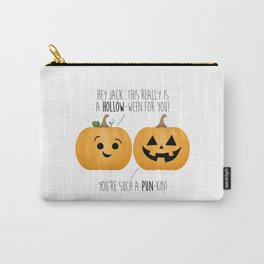 You're Such A Pun-Kin! Carry-All Pouch